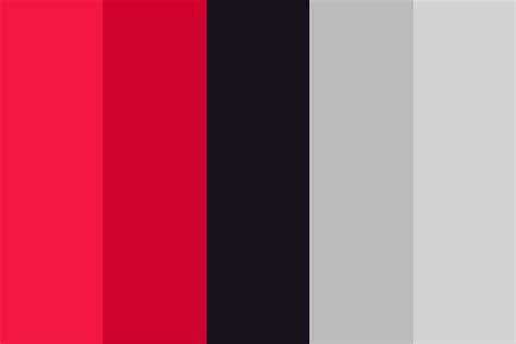 m color v e n o m color palette