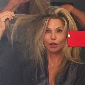 Christie Brinkley Stuns Without Makeup Picture ...