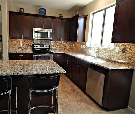 backsplash for kitchen with granite granite backsplash