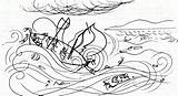 Coloring Shipwreck Pages Paul Shipwrecked Drawing Activity Popular Getdrawings sketch template