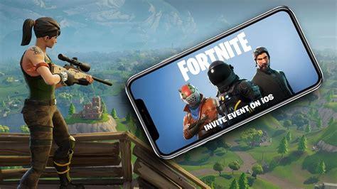 fortnite mobile battle royale na telefon teraz kazdy moze