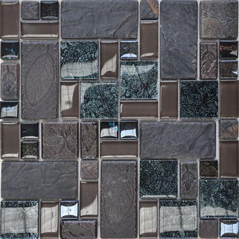 subway tile bathroom floor ideas wholesale porcelain glass tile wall backsplash grey