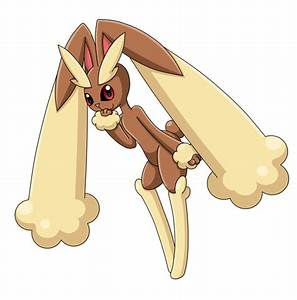 Pokemon Lopunny