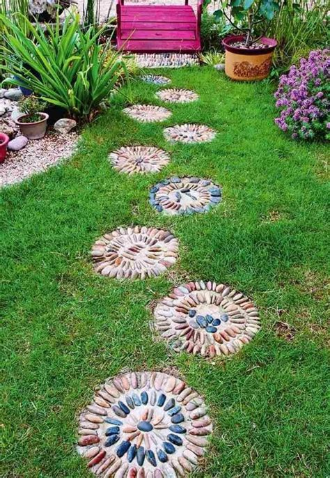 Upcycling Ideen Garten by 42 Kreative Upcycling Ideen Wie Den Eigenen Gartenweg