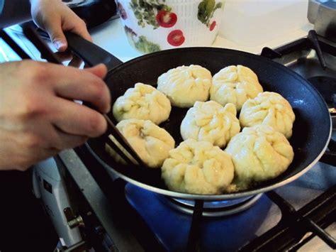 nikuman chinois petits pains vapeur farcis completementflou