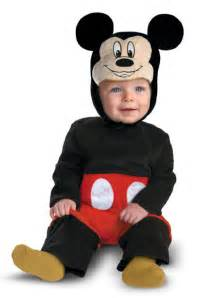 Mickey Mouse My First Disney Infant Costume