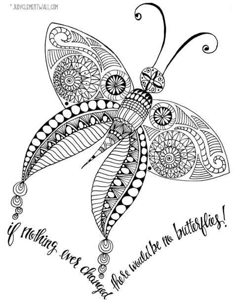 coloring pages judyclementwall