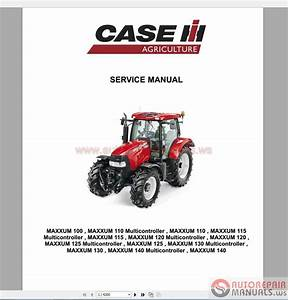 Auto Repair Manuals  Tractor Service Manual  Operators