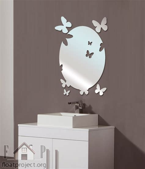 Mirror Designs For The Bathroom  Home Designs Project