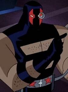 KGBeast (Justice League Unlimited) - Batman Wiki