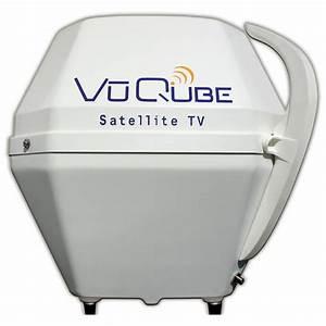Vuqube U00ae Vq1000 Portable Satellite System