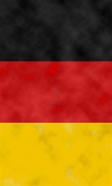 flagge deutschlands  kostenloses handy hintergrundbild