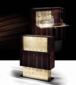 CHIC STYLISED Art Deco Cocktail Cabinets