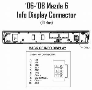 2010 Mazda 3 Bose Wiring Diagram