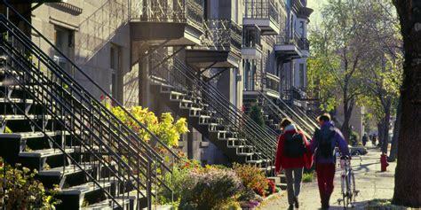 montreal real estate  relative bargain  rising house