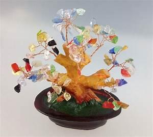 Geldbaum Feng Shui : feng shui gl cksbaum 15 cm geldbaum bonsai pfennigbaum handarbeit stein bunt ebay ~ Bigdaddyawards.com Haus und Dekorationen
