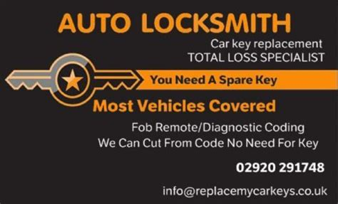 replace  car keys caerphilly  reviews auto