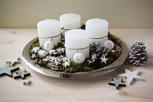 Wohnung Weihnachtlich Dekorieren : adventkranz mintnmelon ~ Buech-reservation.com Haus und Dekorationen