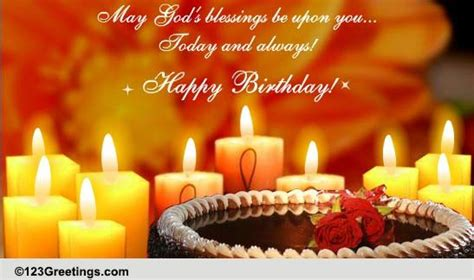 gods blessings     birthday blessings ecards