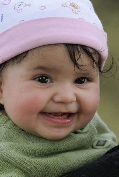 Cute Expression Baby Photos