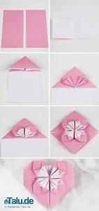 Herz Falten Origami : die besten 25 origami herzen ideen auf pinterest papierherzen origami liebe und einfaches ~ Eleganceandgraceweddings.com Haus und Dekorationen