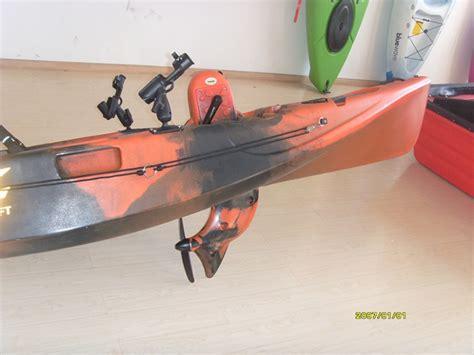Kayak Boats Foot Pedal by Single Foot Pedal Kayak China Kayak Buy Single Person