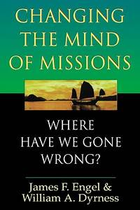 Changing The Mind Of Missions