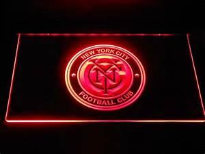 New York City FC LED Neon Sign