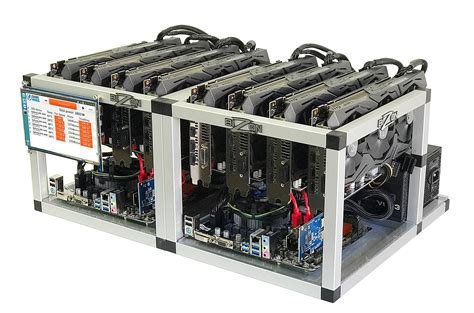 Next, we differentiated between the best mining software for novices and those for advanced power users. Shark Extreme - 2019 Best 8 GPU Ethereum Bitcoin GPU Mining rig. Cryptocurrency Ethereum miner ...