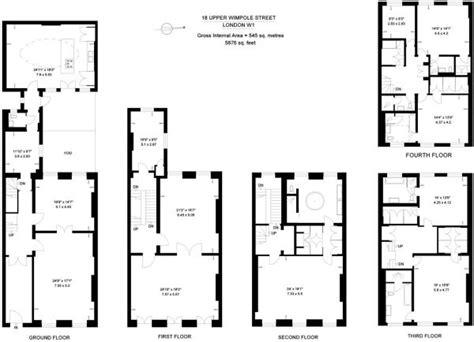 Bedroom House For Sale In Upper Wimpole Street, London, Wg