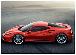 Photos De Ferrari : ferrari 488 gtb 2015 les photos de la nouvelle ferrari ~ Medecine-chirurgie-esthetiques.com Avis de Voitures