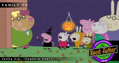 "31 Days Of Halloween Peppa Pig ""pumpkin Party"" + Free Printables"