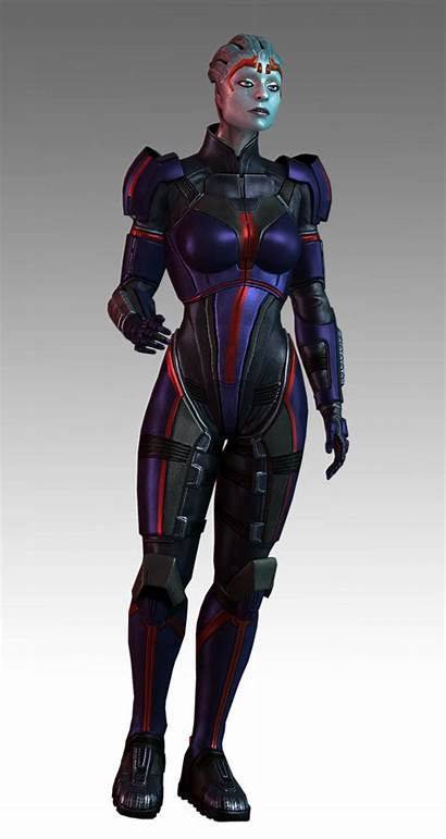 Samara Armor Justicar Me2 Mass Effect Deviantart
