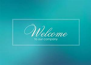 Company Welcome Welcome by CardsDirect