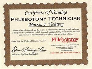 how to become a phlebotomist tendernessco With certified phlebotomy technician