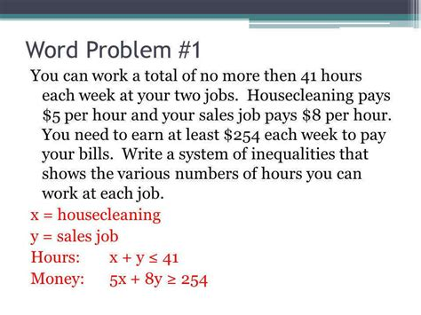 inequalities word problems worksheet homeschooldressage com