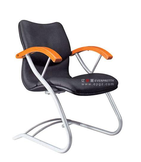chaise de bureau confortable chaise en cuir de bureau confortable avec l 39 accoudoir sans