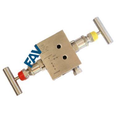 manifolds valves  type  fav