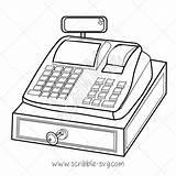 Cash Register Animation Template Sketch sketch template