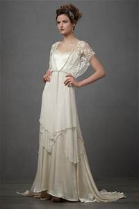 Vintage Style Wedding Gowns For A Summer Wedding Rustic