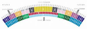 Martinsville Race Track Seating Chart Maps Chicagoland Speedway