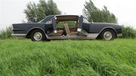 Restored Facel Vega Excellence For Sale in The Netherlands ...