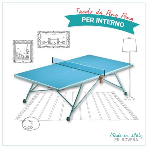 Tavolo Ping Pong Interno by Tavolo Da Ping Pong Per Uso Interno 45 Omaggio