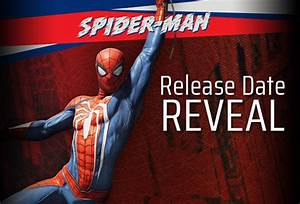 Spider-Man PS4 release date COUNTDOWN: Game Informer ...