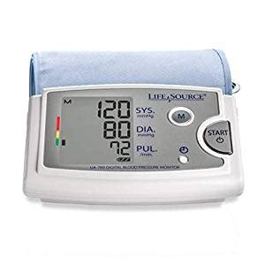 Amazon.com: LifeSource Upper Arm Blood Pressure Monitor