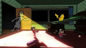 ArchivoUn Luchador Mii El Aldeano Y Pikachu En GAMER
