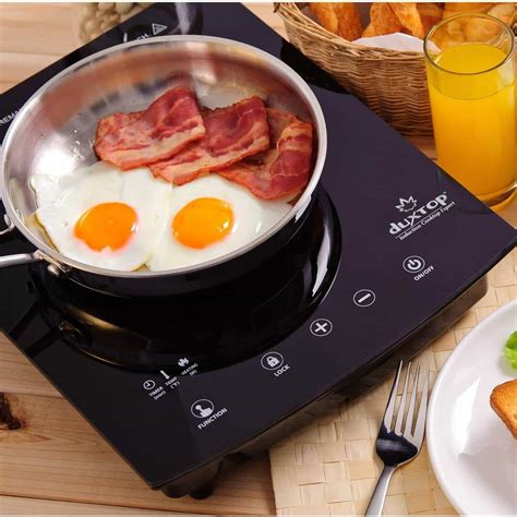 Duxtop 8300st Portable Induction Cooktop Review & Giveaway
