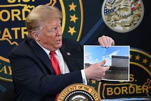 Supreme, Court, Allows, Trump, To, Use, Pentagon, Funds, To, Build, Border, Wall
