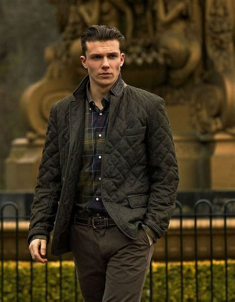 Barbour Quilted Jacket Styles Man