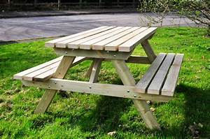 Picnic Tables The Wooden Workshop Oakford, Devon